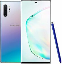 SR Samsung Galaxy Note 10+ Plus (SM-N975U) 256GB Aura Glow GSM+CDMA Unlocked