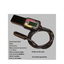 Coating Check Paint Thickness Gauge Car Testing Steel Galvanized Reference GL-7s
