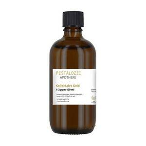 Kolloidales Gold (ca. 1-3 ppm) - Apotheken-Herstellung