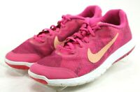 Nike Flex Experience RN 4 $90 Women's Running Shoes Size US 7.5 Hot Pink