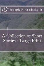 Large Print Short Stories Fiction Books