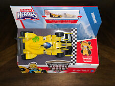 Transformers RESCUE BOTS Bumblebee Pull-back & Go Race Car PLAYSKOOL HEROES