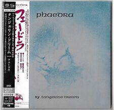 Tangerine Dream - Phaedra [Mini LP SHM SACD] UIGY-9673  BRAND NEW