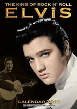 ELVIS PRESLEY CALENDRIER 2016 (DREAM) NEUF