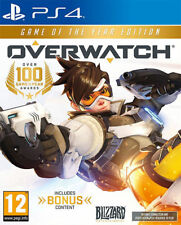 Overwatch - Game of The Year Edition (english Ver) for Ps4 Sony PlayStation 4