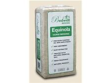 Equinola Horse / Animal Bedding / Shavings / Megazorb type by Bedwell 20KG Bale