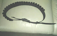Uncle Mike's Shotgun Shell Belt 54'' 25 shells nice