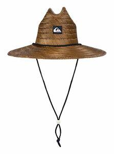 Quiksilver™ Pierside Straw Lifeguard Hat AQYHA00145