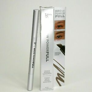 IT Cosmetics Brow PowerFULL Universal Volumizing Eyebrow Pencil Universal Taupe
