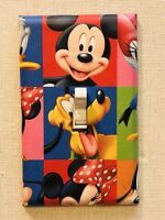 Disney's Mickey Mouse & Friends Custom Wall Light Switch Plate - Pluto