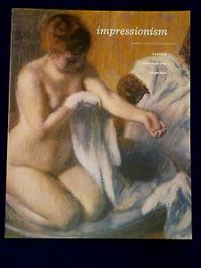Impressionism Pastels Watercolors Drawings Christopher Lloyd Art Book 1st Ltd Ed
