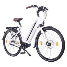 """NCM Milano MAX 28"""" Trekking Urban E-Bike 36V 14Ah 504Wh Akku, City ebike in Weiß"""