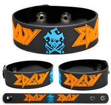 EDGUY Rubber Bracelet Wristband Love Tyger Robin Hood Ministry of Saints