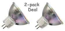 2pcs 24V 250W ELC /5 RM-115 HALOGEN MEDICAL DENTAL DJ PROJECTOR BULB LAMP