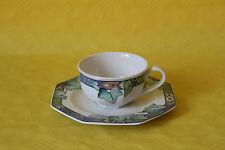 Villeroy und Boch Pasadena Teetasse mit Untertasse Tasse Untere Gedeck
