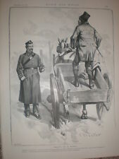 What's In a Name Proctor (John?) cartoon 1894 old print