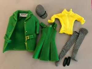 #1922 Town Togs  1965 Skipper doll outfit VINTAGE BARBIE