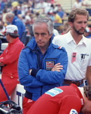 1982 Race car Owner ROGER PENSKE Glossy 8x10 Photo Indianapolis 500 Print Poster