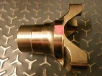 "NASCAR 9"" Ford 1350 Steel Pinion Yoke - 9 Inch Rearend - 28 Spline ARCA DIRT"
