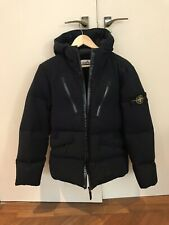 Stone Island 41932 Size S Puffer Jacket Coat Water Repellent Wool Down Filled