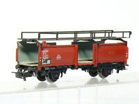 Märklin 4612 H0 Autotransportwagen Off 52 der DB   hellblaue OVP