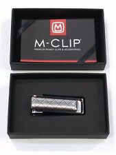 M-Clip Ultralight world's finest Money Clip gift made in the USA UV2-BKA-HBBR