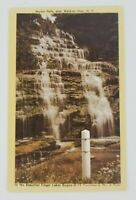 Postcard Finger Lakes Region Hector Falls Watkins Glen New York