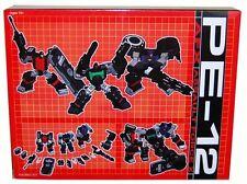 TRANSFORMERS G1 PERFECT EFFECT PE-12 AFX Assault Force X NEW