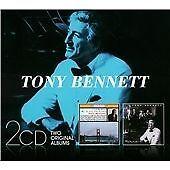 Tony Bennett - I Left My Heart in San Francisco/Perfectly Frank (2010)  2CD  NEW