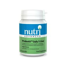 Probiotic Live Bacteria Capsules Nutri Advanced ProbotiX - 30