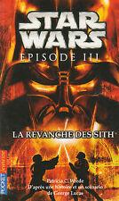 STAR WARS EPISODE 3 la revanche des SITH  Wrede Lucas cahier photo GUERRE ETOILE