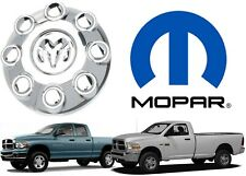 OEM Mopar 52121450AD Chrome Wheel Center Hub Cap For 2003-2015 Dodge Ram Trucks