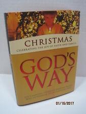 Christmas: Celebrating The Joy of Faith and Family...God's Way by J.M. Farro