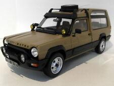 Voitures, camions et fourgons miniatures vert pour Simca