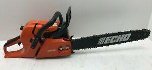 "ECHO CS-590 - 59.8cc Gas Chainsaw Professional Grade - 20"" Timber Wolf Bar, GR M"