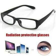 Women Men Computer Eye Glasses Eye Strain Relief Blue Light Blocking PC Gaming