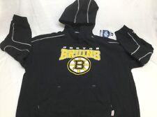 Boston Bruins Hoodie Hooded Sweatshirt Russell Sports Team Issue XXLarge FREESHP
