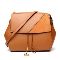 Genuine Leather Woman Bag Handbag Fashion Shoulder Messenger Cross body Bags
