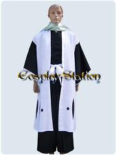 Bleach 6 Division Kuchiki Byakuya Cosplay Costume_commission142-new