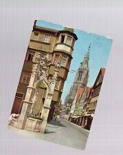 cartolina  reutlinge  viaggiata 1960
