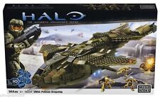 Mega Bloks Halo UNSC Pelican Dropship 96824 Rare Collectable New & Sealed