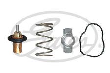 Coolant Thermostat fits NISSAN QASHQAI J11 1.5D 2013 on Gates 1106000Q01 Quality