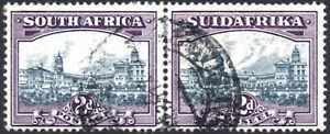 South Africa 1930-44 2d slate-grey & lilac, SG.44, used, cat.£12