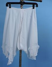 VICTORIAN VALENCIENNES LACE TRIMMED BLOOMERS 4 DRESS
