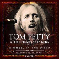 TOM PETTY New Sealed 2018 UNRELEASED LIVE 1995 ALABAMA CONCERT 2 CD SET