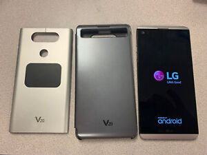 "LG V20 H910 Titan Gray 4G LTE 64GB 5.7"" Android 16MP Camera Unlocked"
