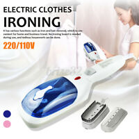 Mini Handheld Portable Electric Traveling Steam Iron For Clothes Dry US/EU