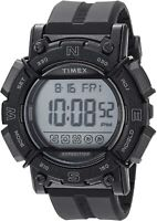 Timex Mens TW4B18100 Expedition Digital World Time Indiglo Chronograph Watch