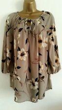 Next Plus Size Floral Blouse for Women