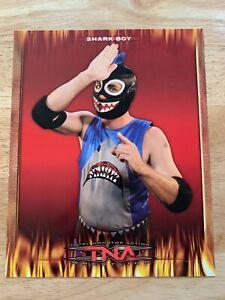 SHARK BOY ORIGINAL OFFICIAL TNA WRESTLING 8X10 PROMO PHOTO UN-SIGNED WWE AEW WCW